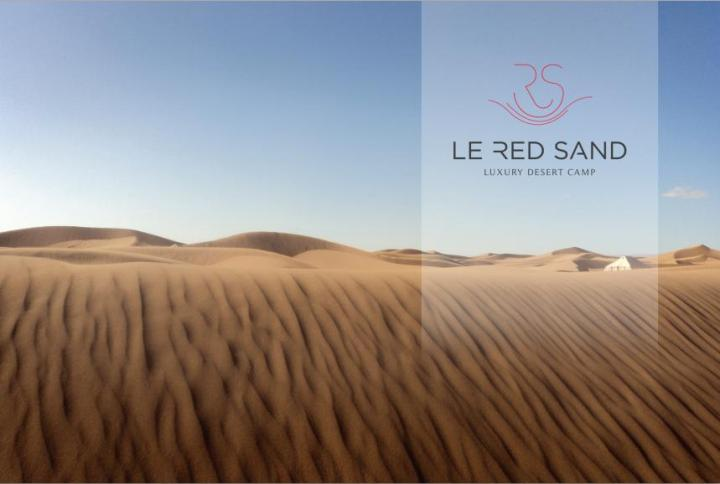 Le Red Sand