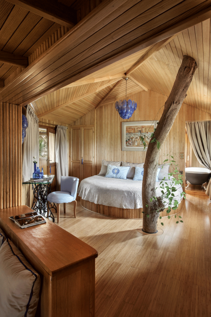 Looking for a Love nest to cuddle this winter? Try Sultana Tree House in Oualidia