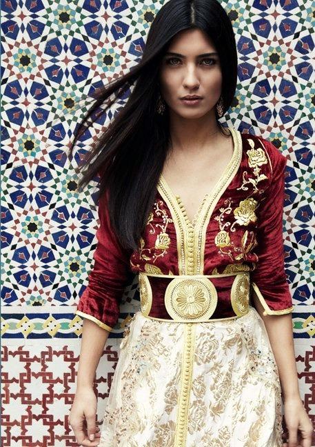 caftan, morocco, marocinstyle